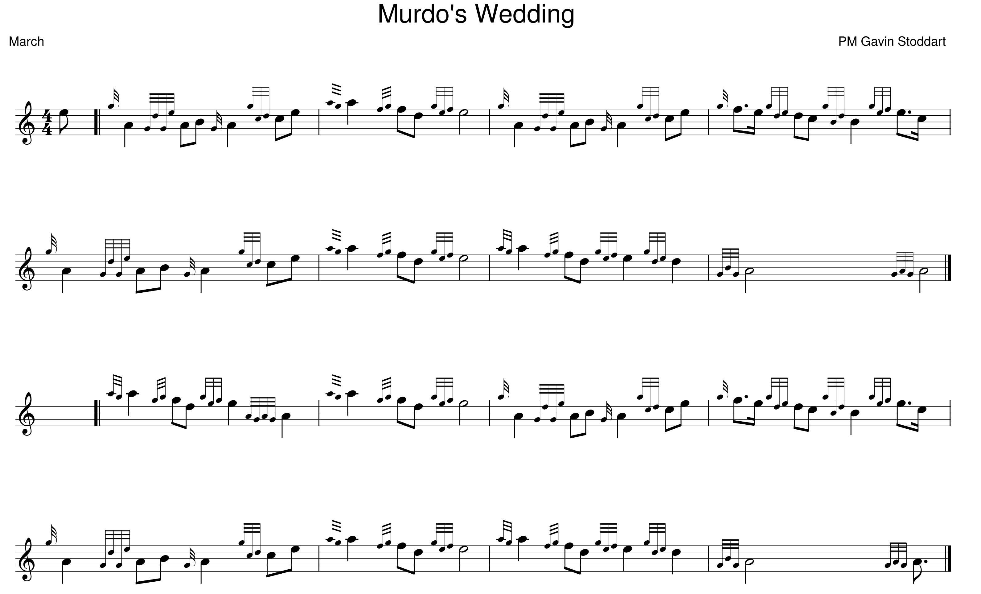 Wedding Tunes For Bagpipes - Unique Wedding Ideas